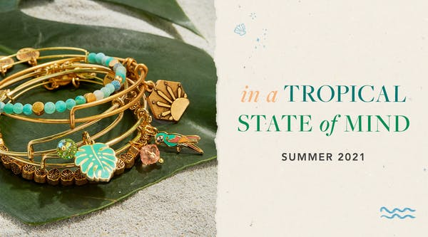 Tropical Nautical Collection | Summer 2021
