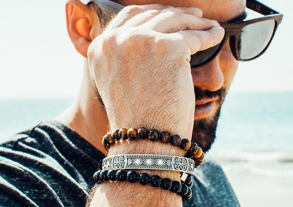 The Surprising, Fascinating History of Men's Jewelry