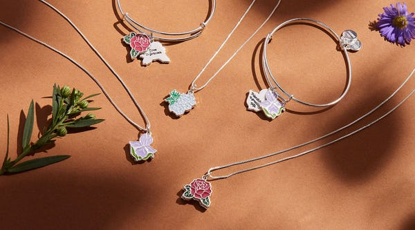 Behind the Meaning: The Language of Flowers Collection