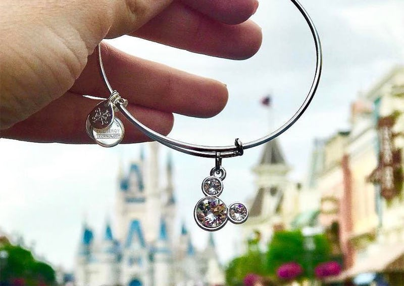 ALEX AND ANI Disney Charms — Disneyland and Disney World Park Specific Locations