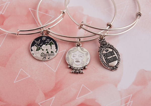 Happy Haunts Are Here: Disney Haunted Mansion Bangles Now Available