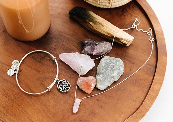 Crystals 101: Your Self-Love Starter Kit