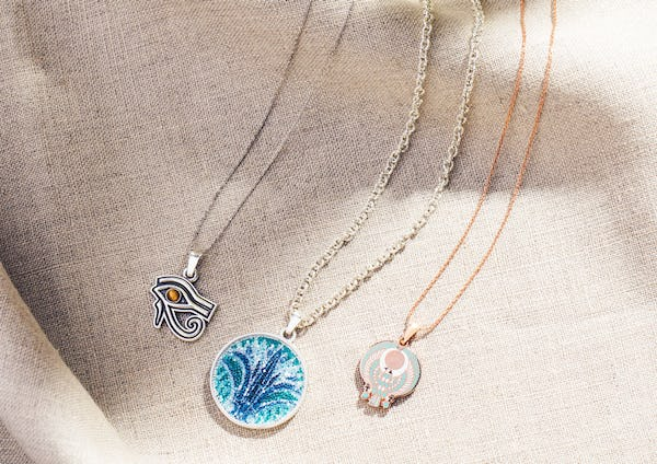 Draped in Meaning: The Ancient Symbolism of Necklaces