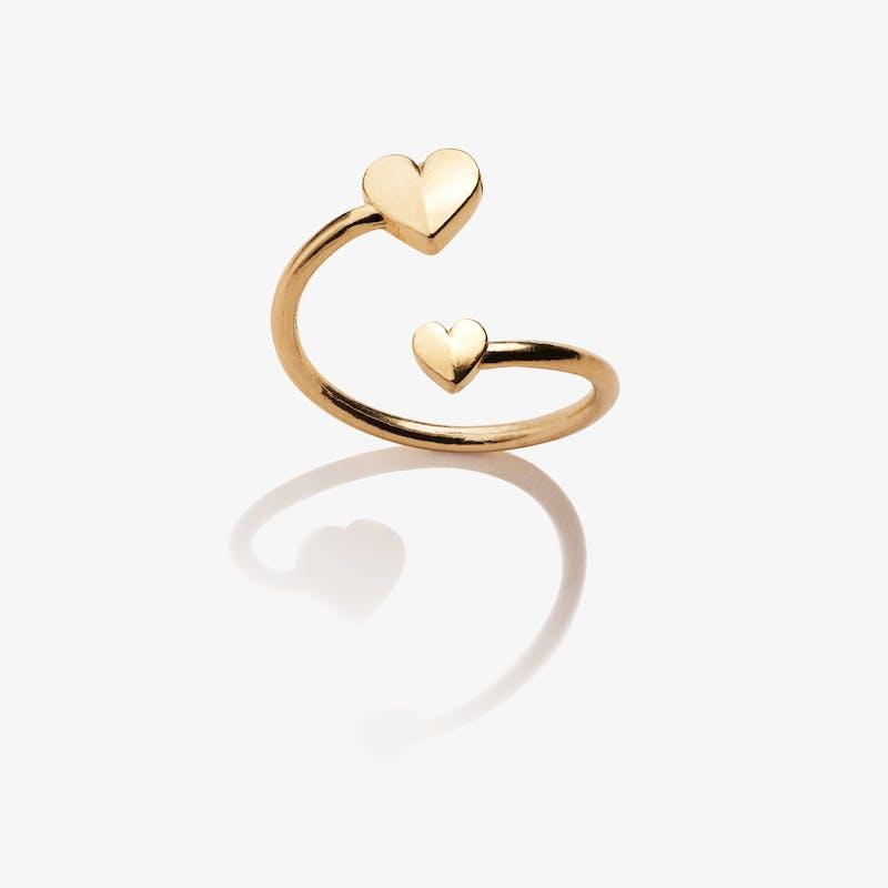 Heart Ring Wrap
