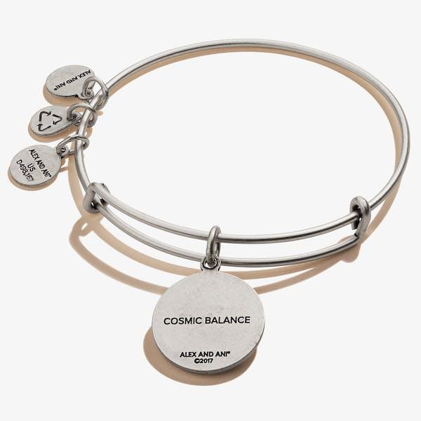 Cosmic Balance Charm Bangle