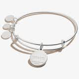 Scorpio Zodiac Charm Bangle, Color