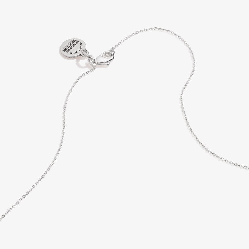 Evil Eye Charm + Sodalite Necklace