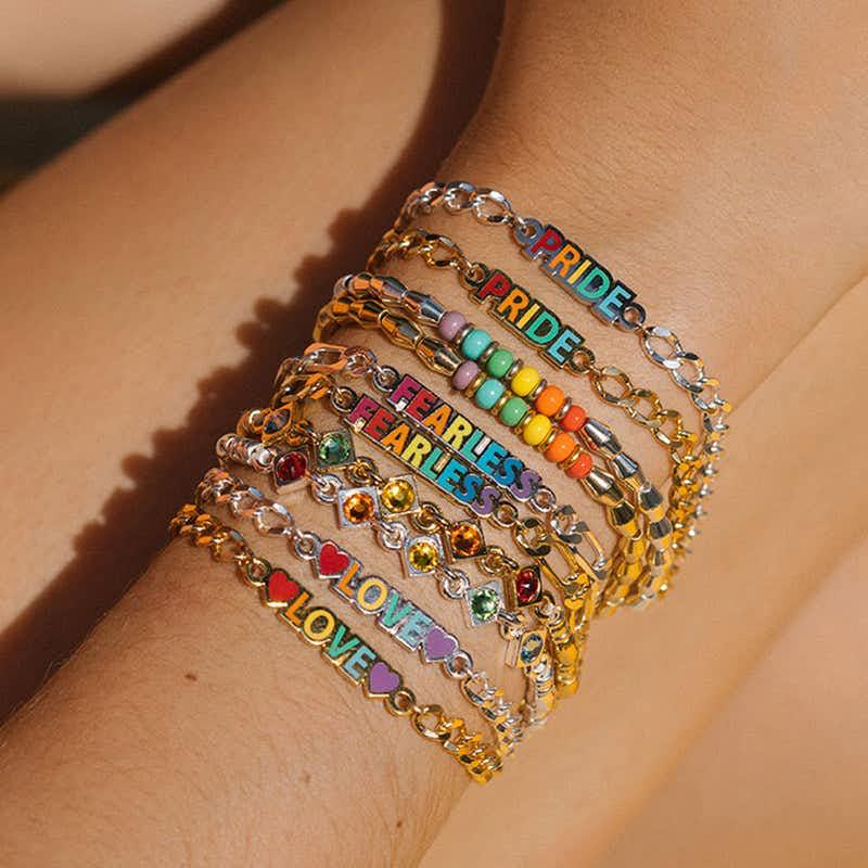 Pride' Stretch Bracelet