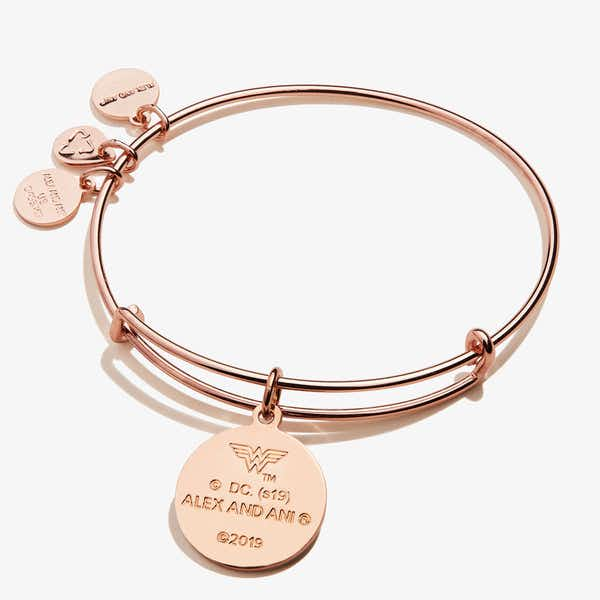 Wonder Woman™ Warrior Charm Bangle