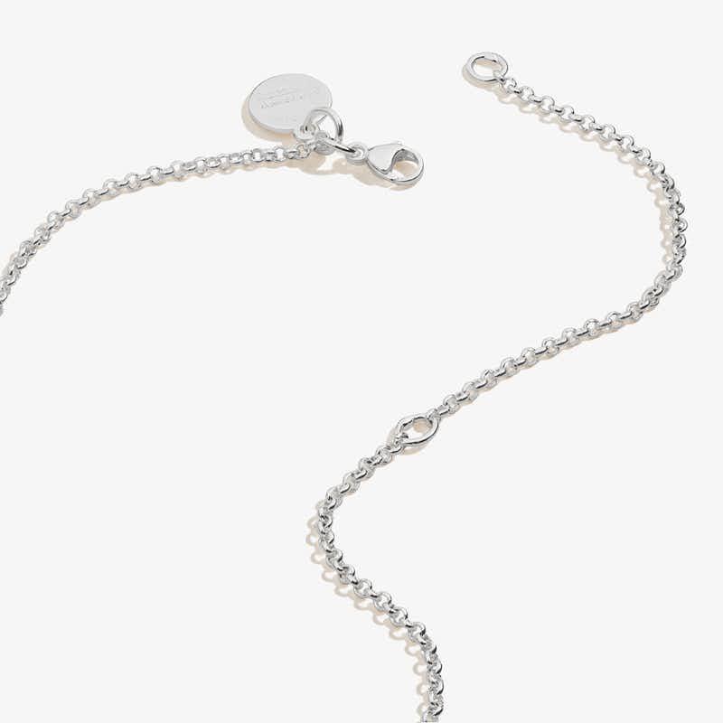 Gossip Girl XOXO Bar Charm Necklace