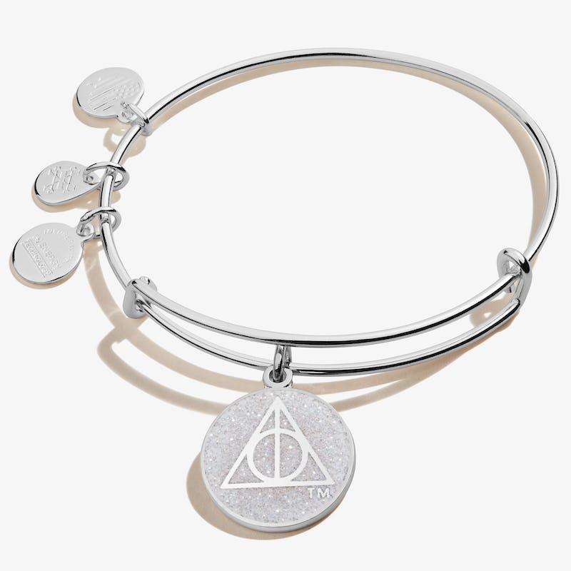 Harry Potter™ Deathly Hallows Crystal Charm Bangle