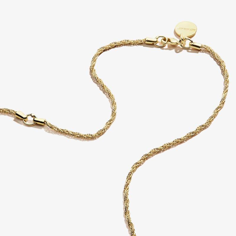 Harry Potter™ Hogwarts + Ravenclaw Charm Necklace