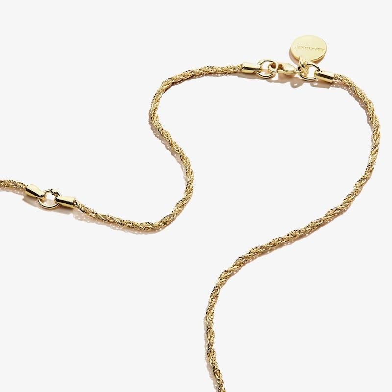 Harry Potter™ Hogwarts + Slytherin Charm Necklace