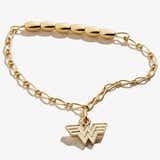Wonder Woman™ Logo Stretch Bracelet