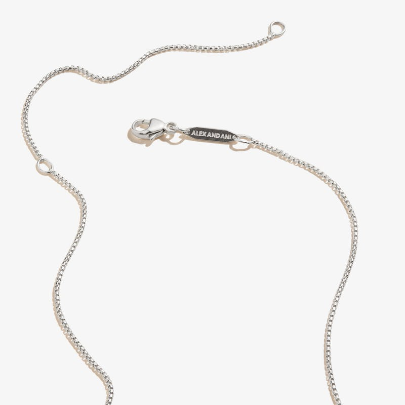 Hello Kitty Pavé Charm Necklace