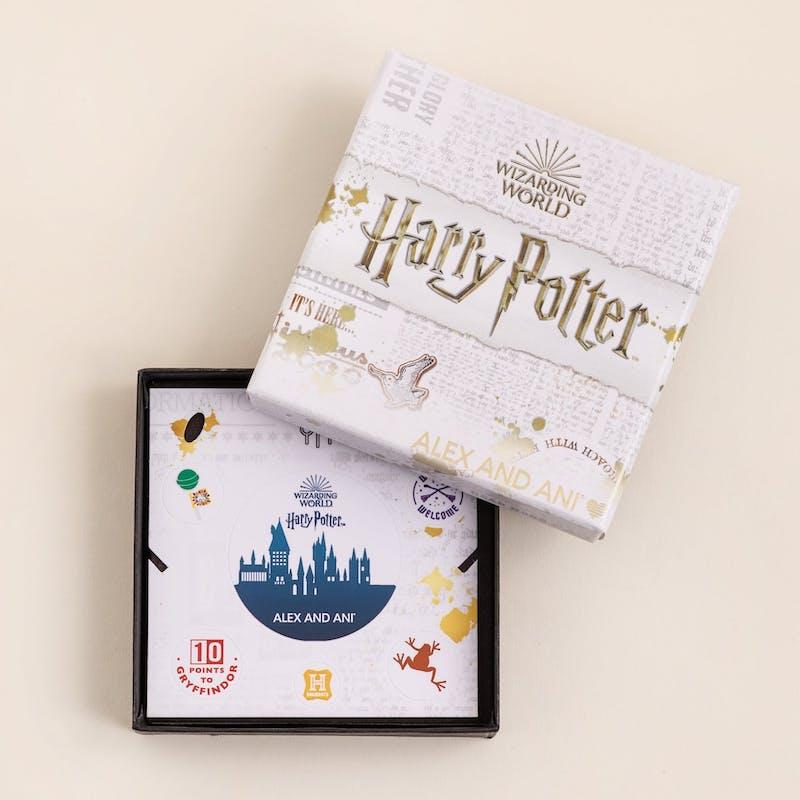 Harry Potter™ Illumination Wrap Bracelet, Ice