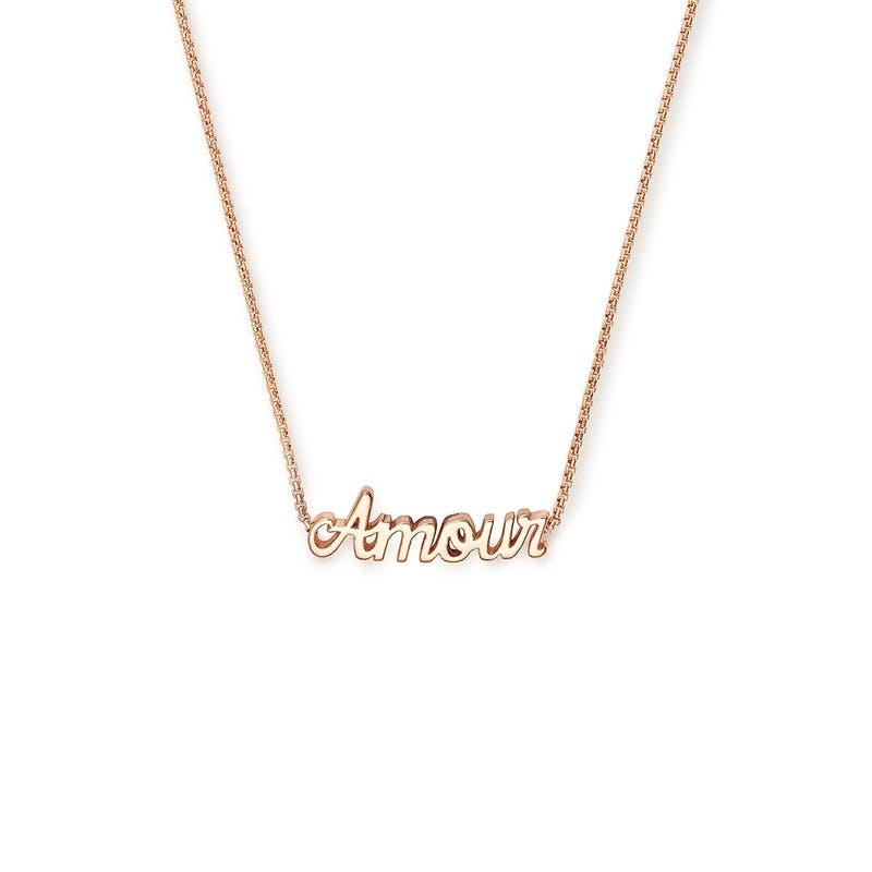 'Amour' Necklace