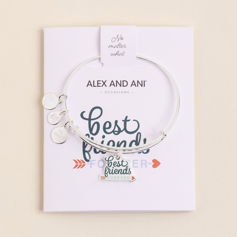 'Best Friends Forever' Charm Bangle