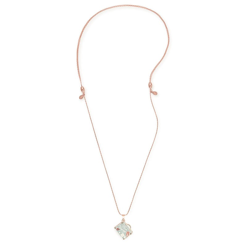 'Bon Voyage' Charm Necklace