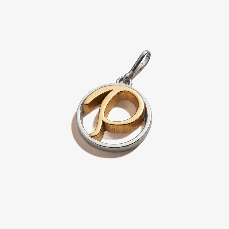 Initial P Charm, Two-Tone