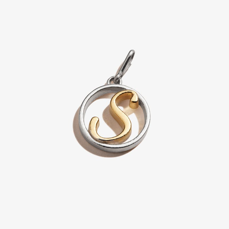 Initial S Charm, Two-Tone