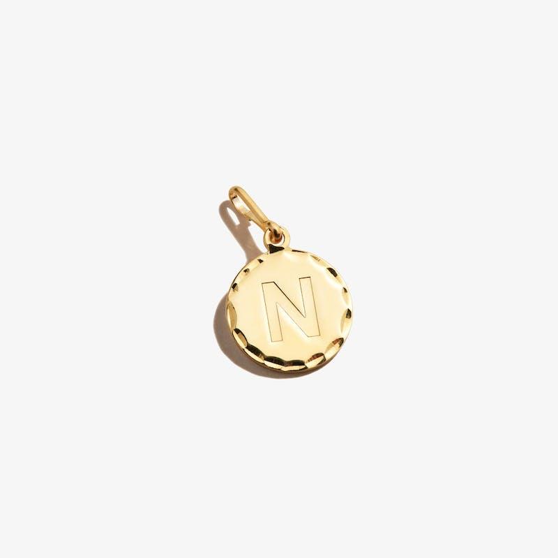 14kt Gold Over .925 Sterling Silver