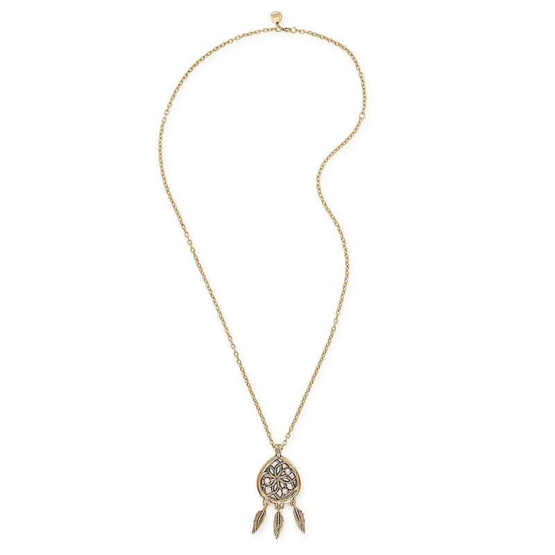 Dreamcatcher Statement Necklace, Adjustable