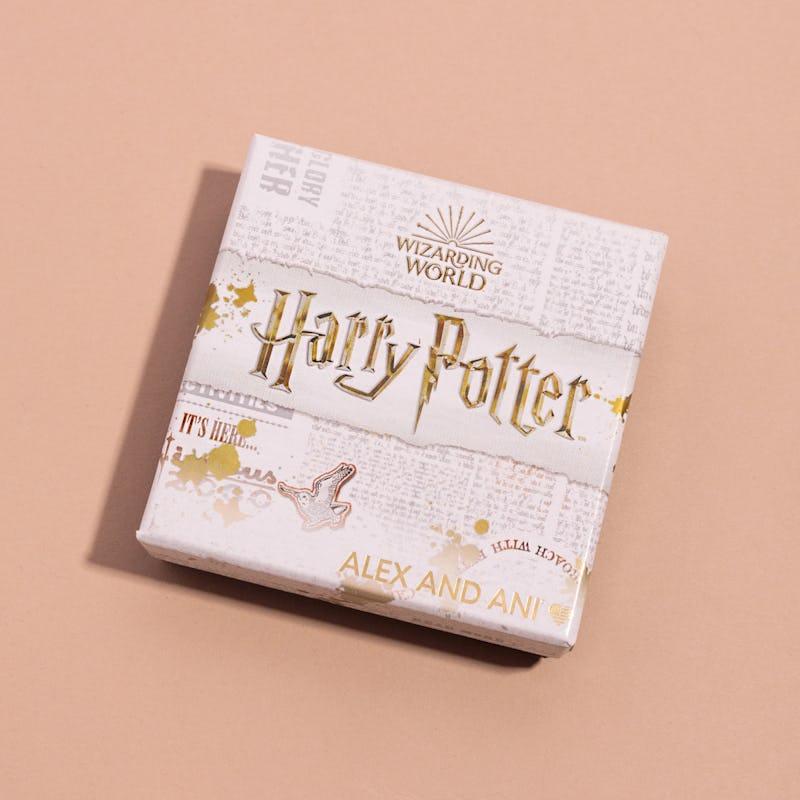 Harry Potter™ Messenger Owl Charm Bangle