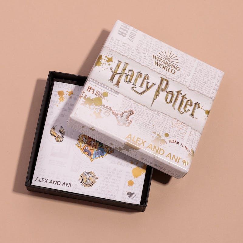 Harry Potter™ Hogwarts Snow Globe Charm Bangle