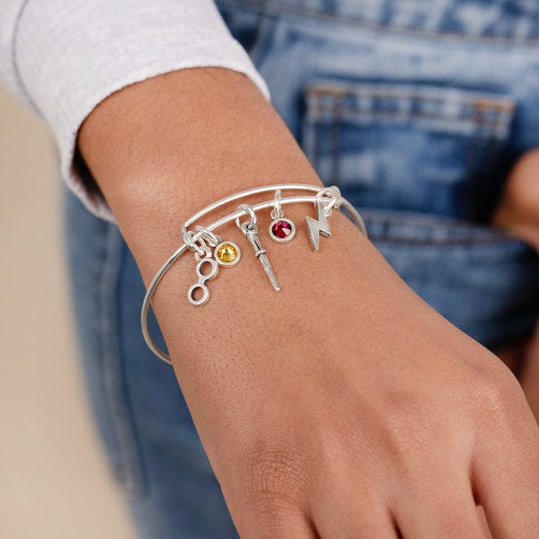 Harry Potter™ Character Multi-Charm Bangle