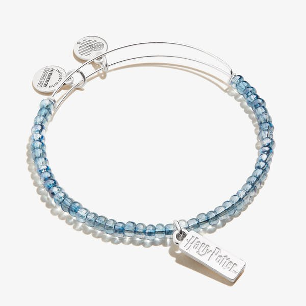 Harry Potter™ Illumination Beaded Charm Bangle, Blue