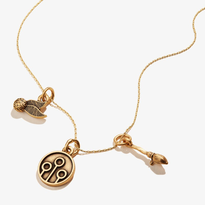 Harry Potter™ 'Quidditch' Charm Necklace