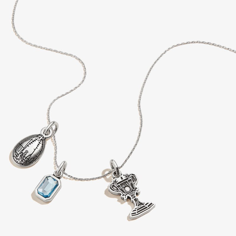 Harry Potter™ Triwizard Cup Trio Charm Necklace