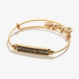 Harry Potter™ 'Turn to Page 394' Inline Charm Bangle