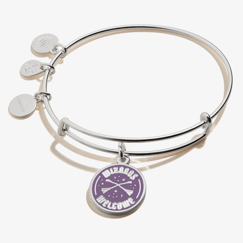 Harry Potter™ 'Wizards Welcome' Charm Bangle