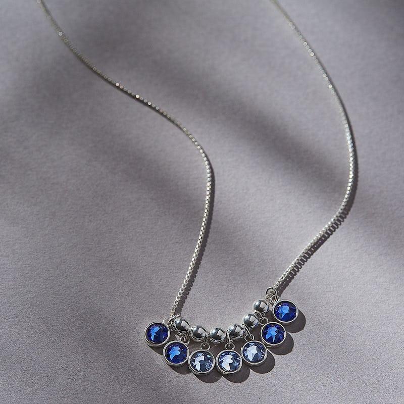 Indigo Mirage Necklace