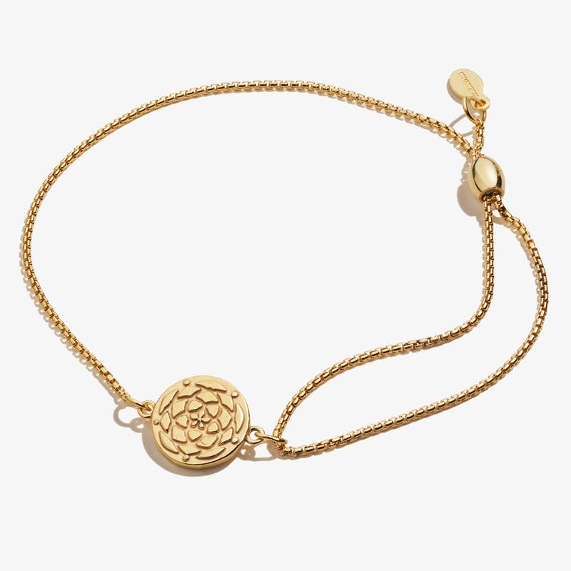 New Beginnings Pull Chain Bracelet, Alex and Ani