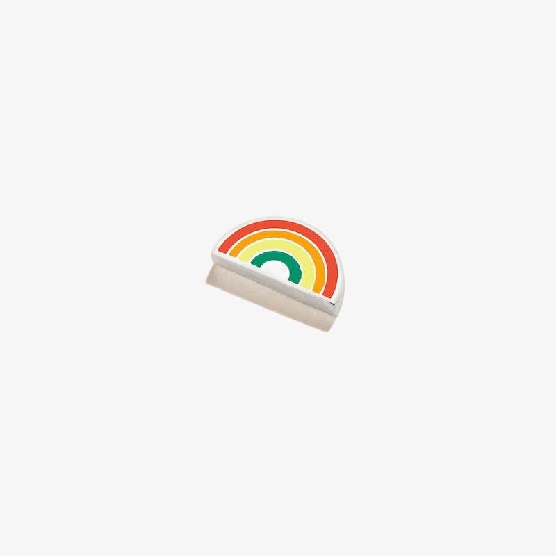 Rainbow Slider Charm