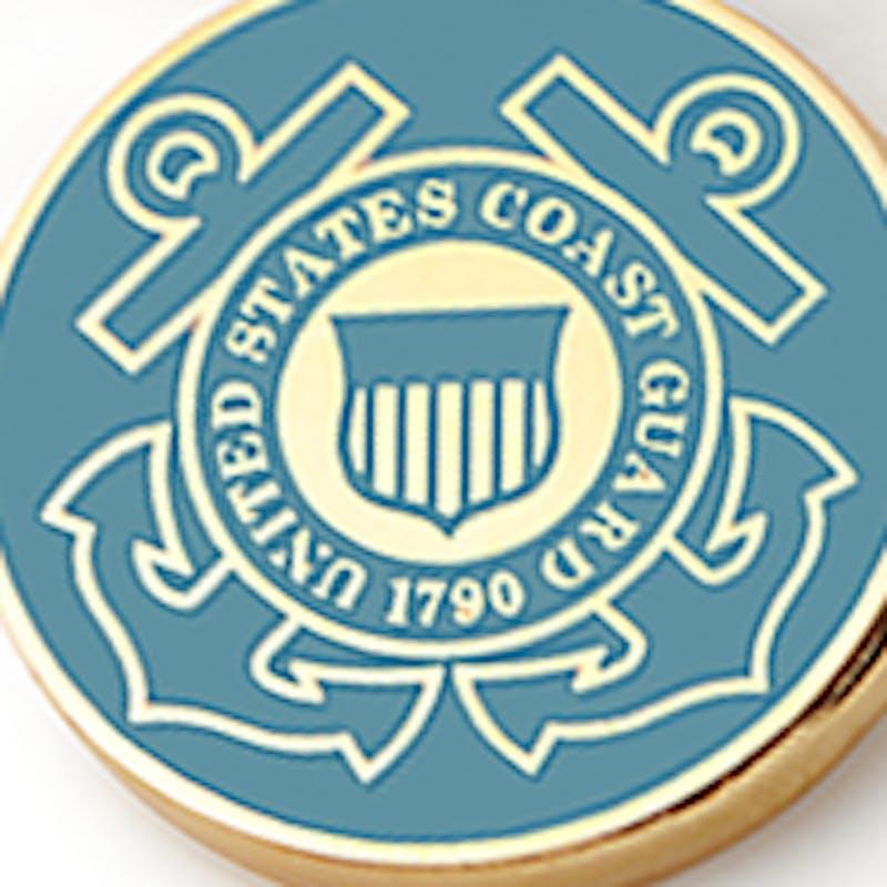 US Coast Guard Charm Bangle