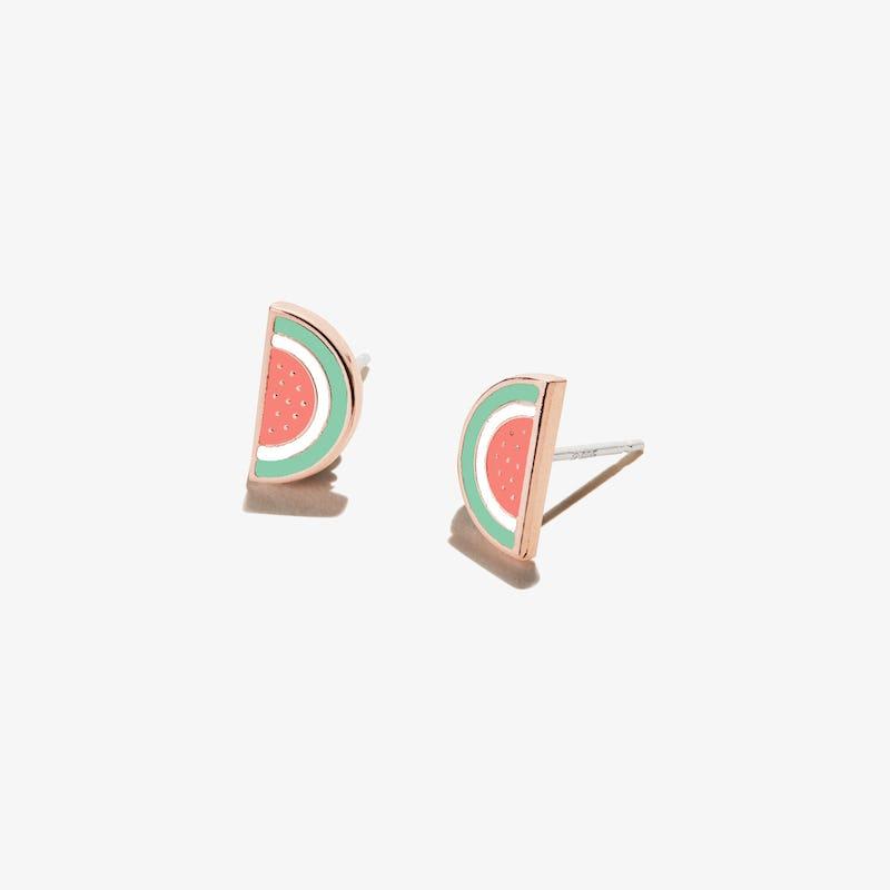 Watermelon Stud Earrings