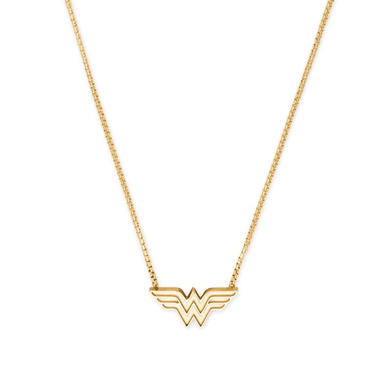 Wonder Woman Necklace, Adjustable