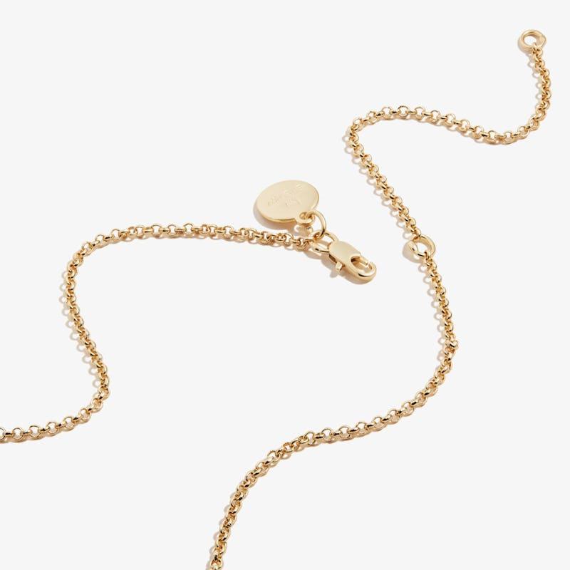 Zest for Life Lemon Charm Necklace
