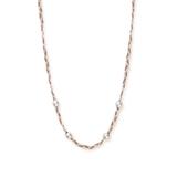 Petunia Precious Threads Necklace