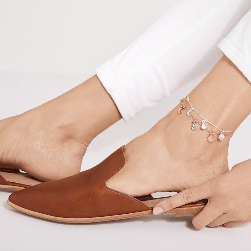 Oceanside Beach Anklet