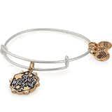 Bat Mitzvah Charm Bangle