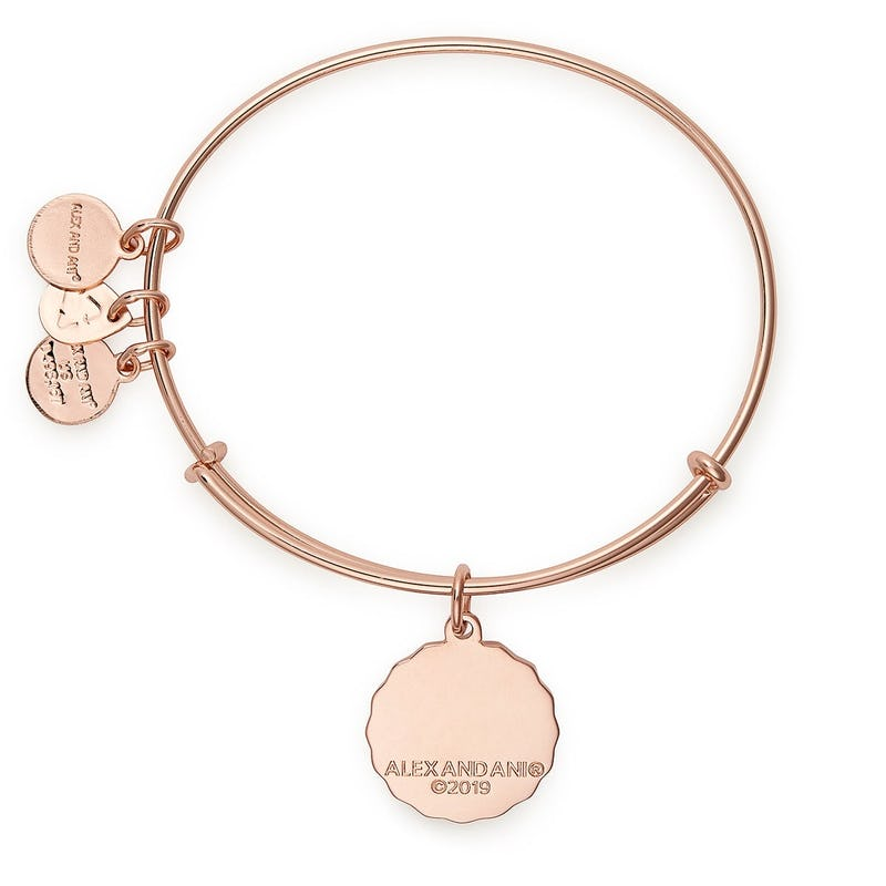 'Everything Happens for a Reason' Charm Bangle