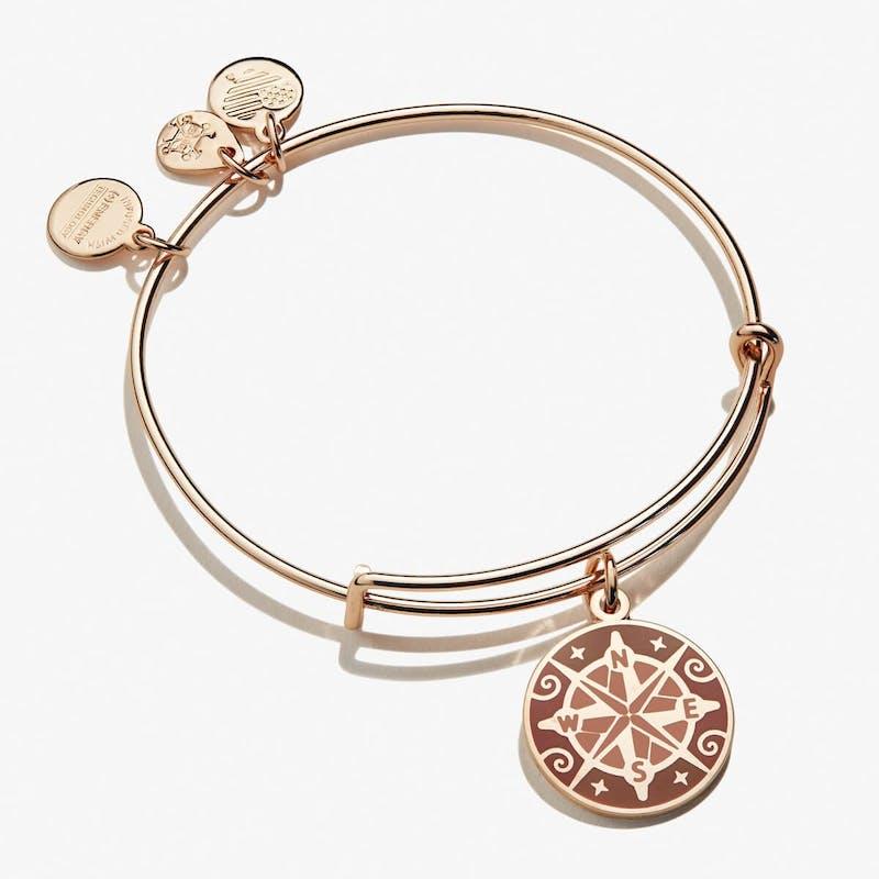 Compass Charm Bangle, Color