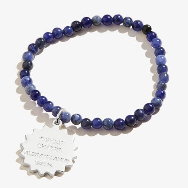 Throat Chakra Stretch Bracelet