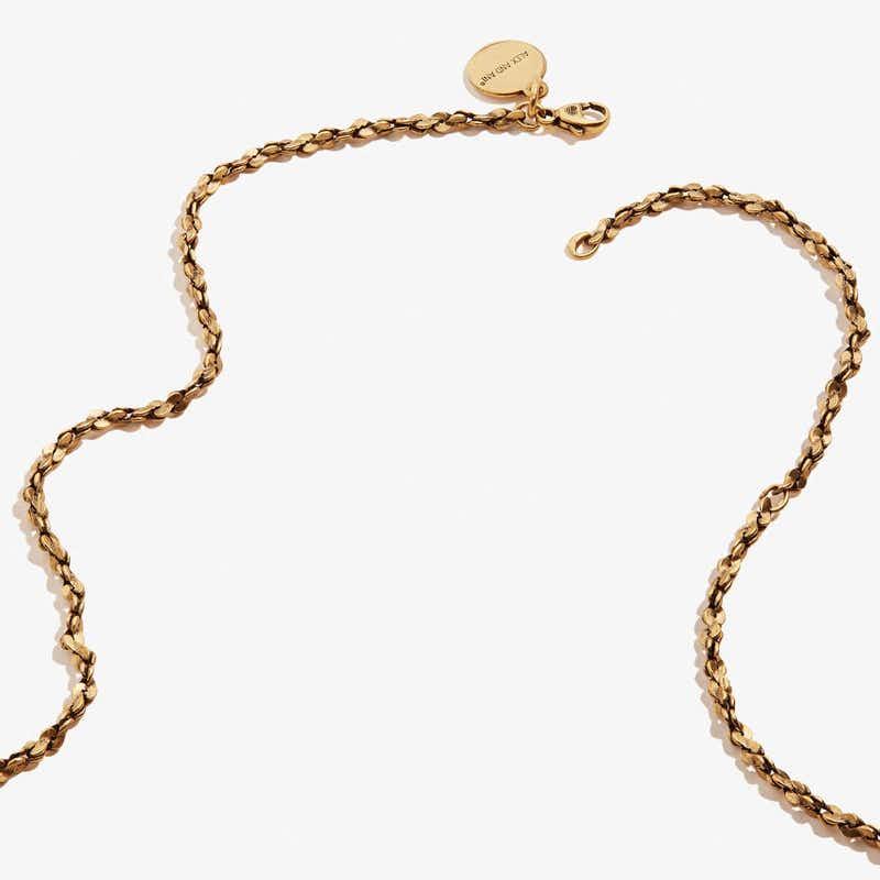 Tiger's Eye Gemstone + Saint Anthony Duo Charm Necklace