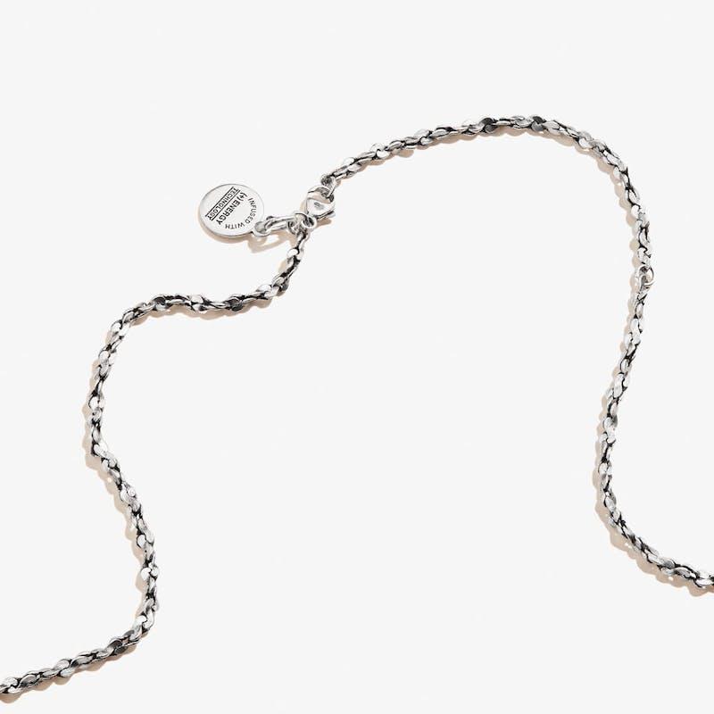 Archangel Michael Duo Charm Necklace